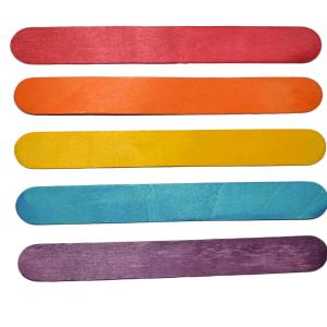 Colored Tongue Depressors